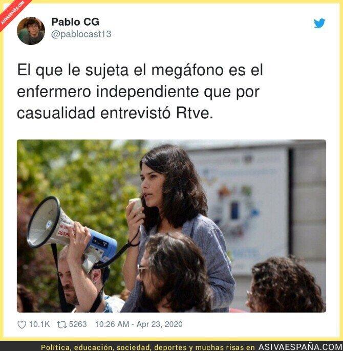 146056 - Vaya banda la de Podemos