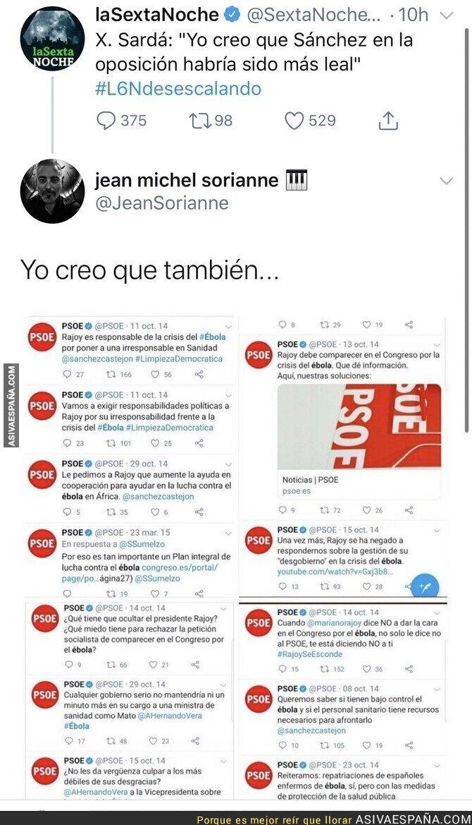 146401 - La oposición de Pedro Sánchez