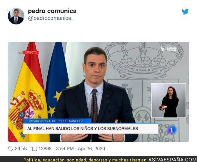 146407 - Pedro Sánchez no puede más con este país