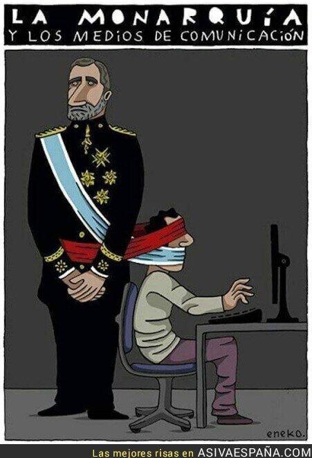146509 - ¿Dónde esta el Rey cuando se le necesita? Más de un mes sin discursos y sin salir en los medios de comunicación
