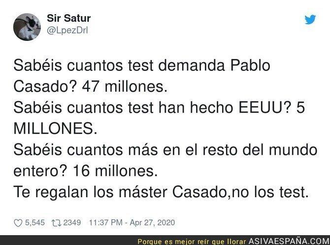 146727 - Los test de Pablo Casado