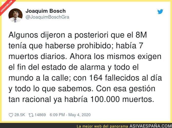 147714 - Los políticos tan irresponsables que tenemos en España es de vergüenza