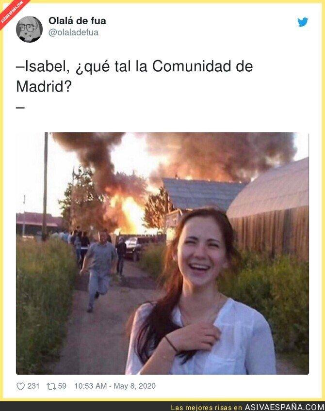 148145 - Menudo caos hay en Madrid