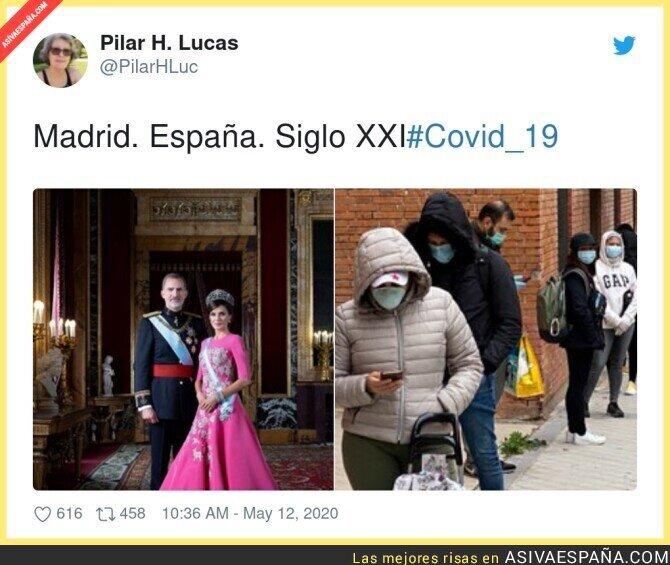 148626 - El dinero en España no está bien repartido