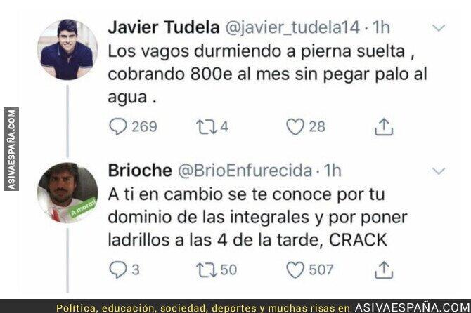 148793 - Javier Tudela debería callarse un buen tiempo tras esta respuesta