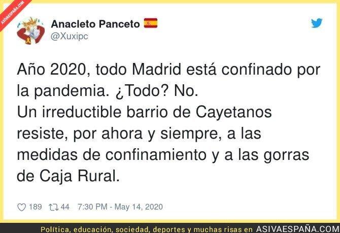 156013 - Los pijos de Madrid arruinarán todo