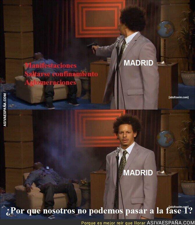 156028 - Madrid y sus problemas para pasar a la Fase 1