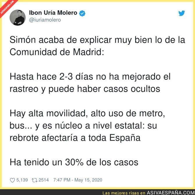 159108 - Fernando Simón es un hombre muy sensato