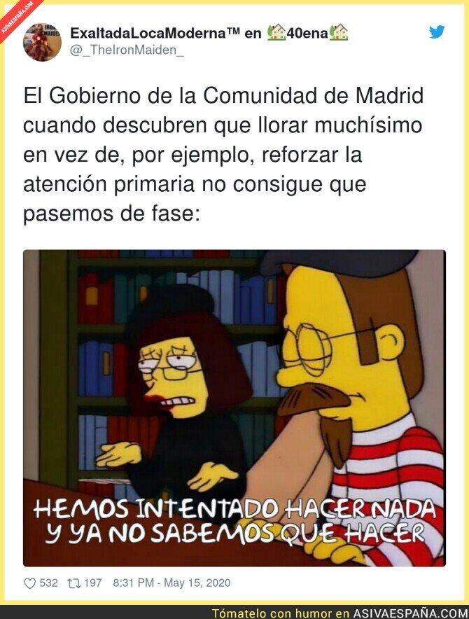 159221 - Los madrileños no pueden más