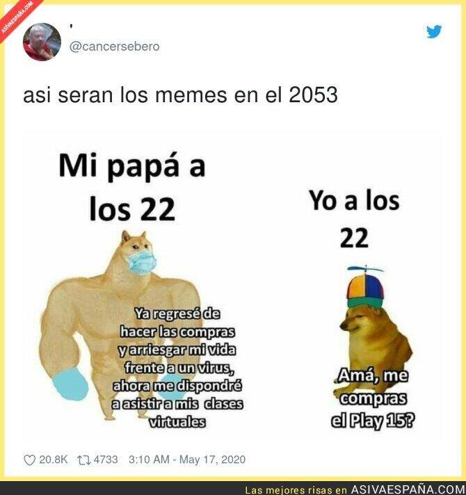 165006 - Así evolucionarán los memes