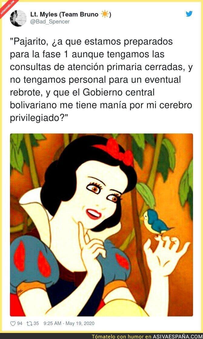 166185 - Isabel Díaz Ayuso está desvariando