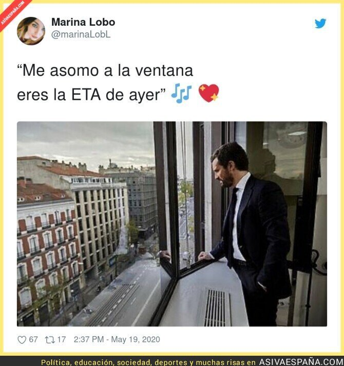 166377 - La nostalgia de Pablo Casado