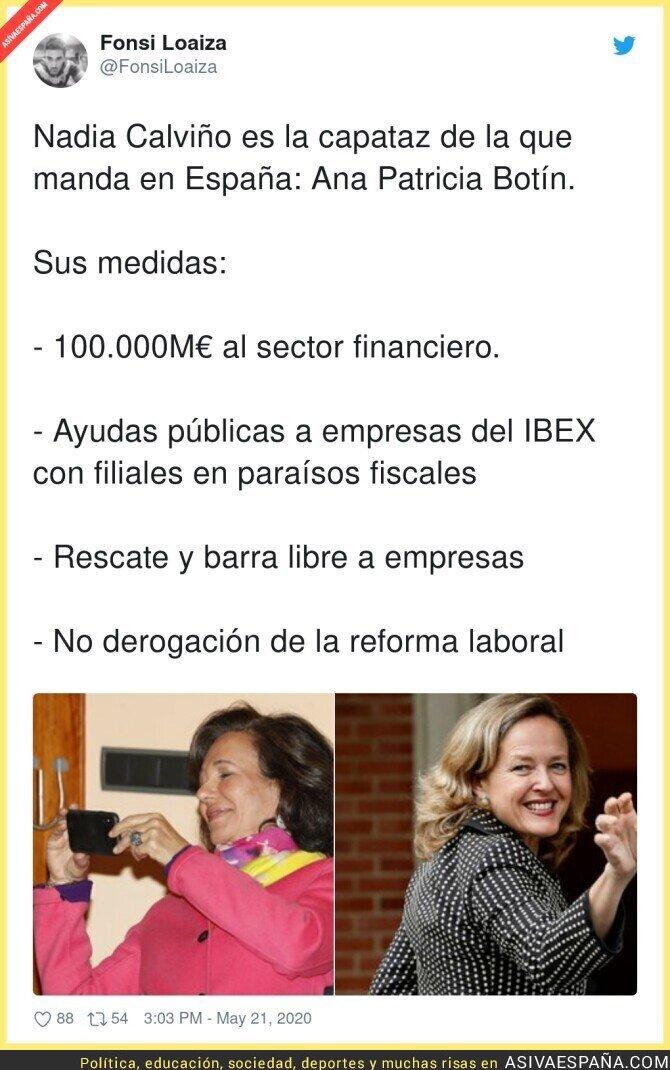 171882 - La ministra de derechas del PSOE
