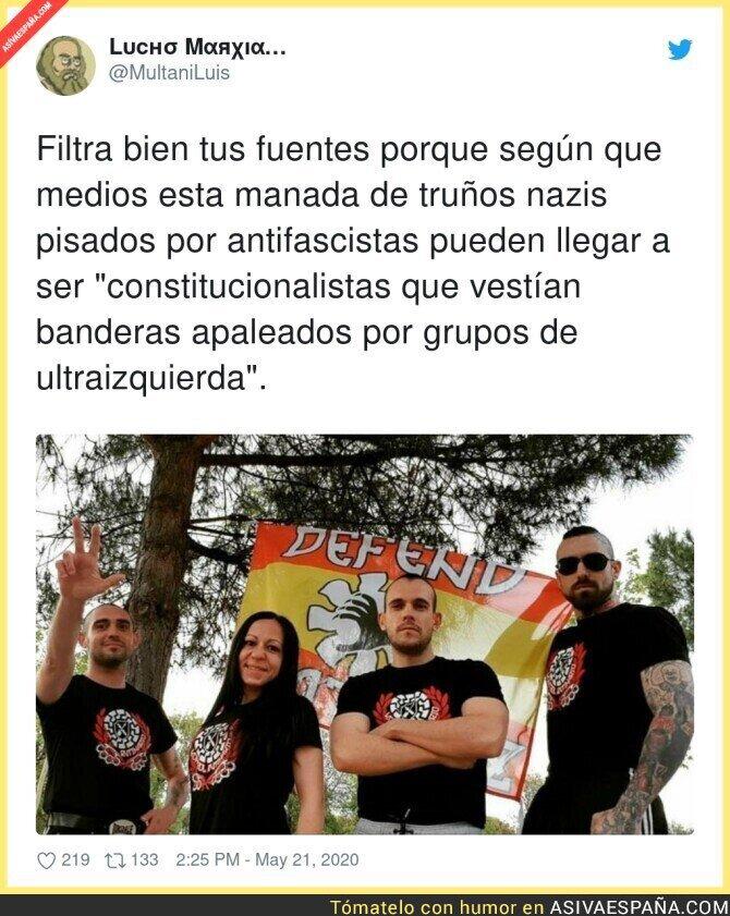 172503 - Cuidado a quien llamáis patriotas españoles