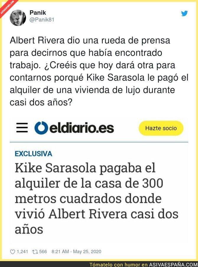 181599 - Seguimos esperando la rueda de prensa de Albert Rivera