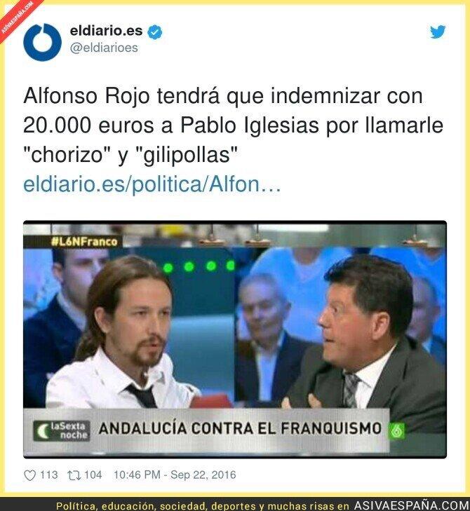 186782 - La de dinero que se está llevando Pablo Iglesias gracias a la derecha española