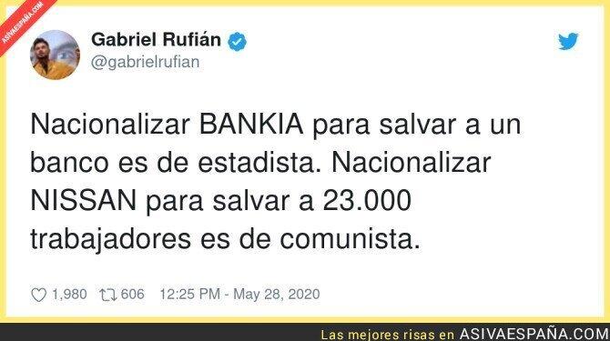 188021 - La solución es simple según Gabriel Rufián