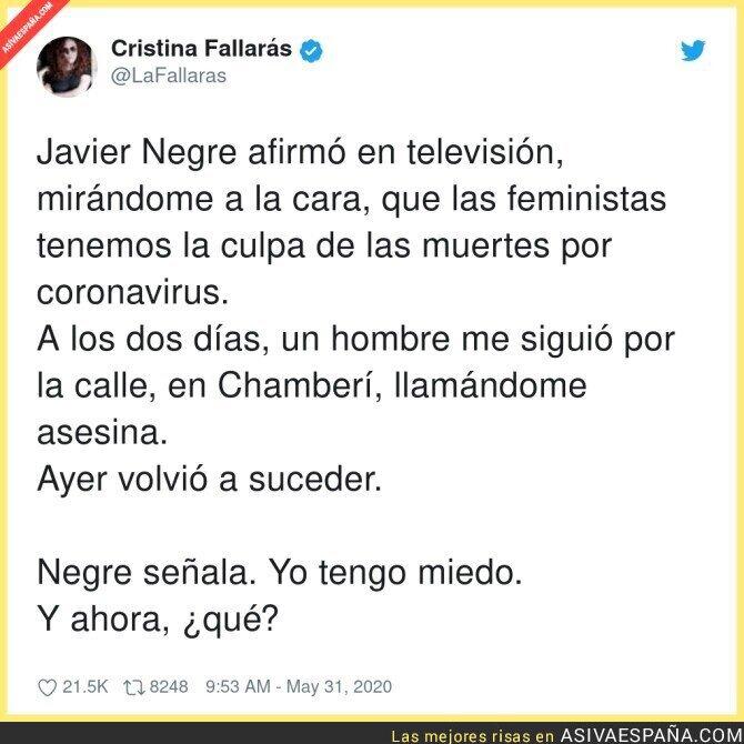 196783 - Terrible lo de Javier Negre