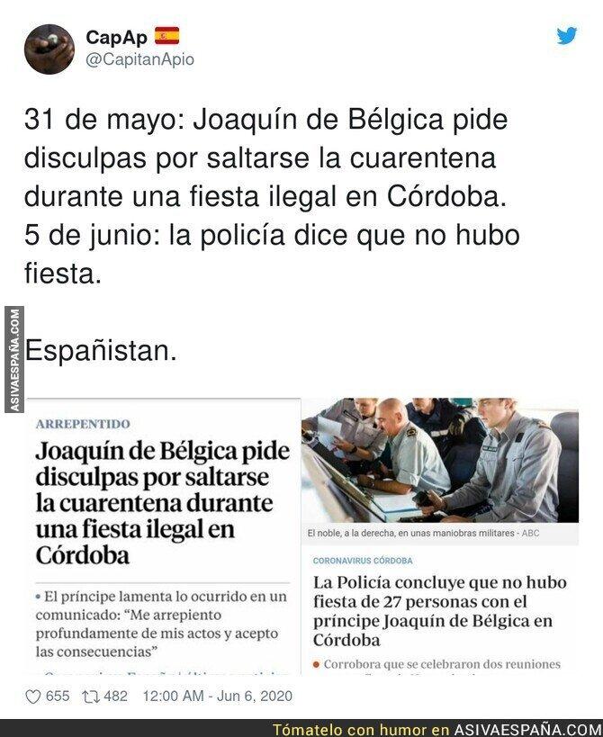 208577 - En España somos unos lamecoronas