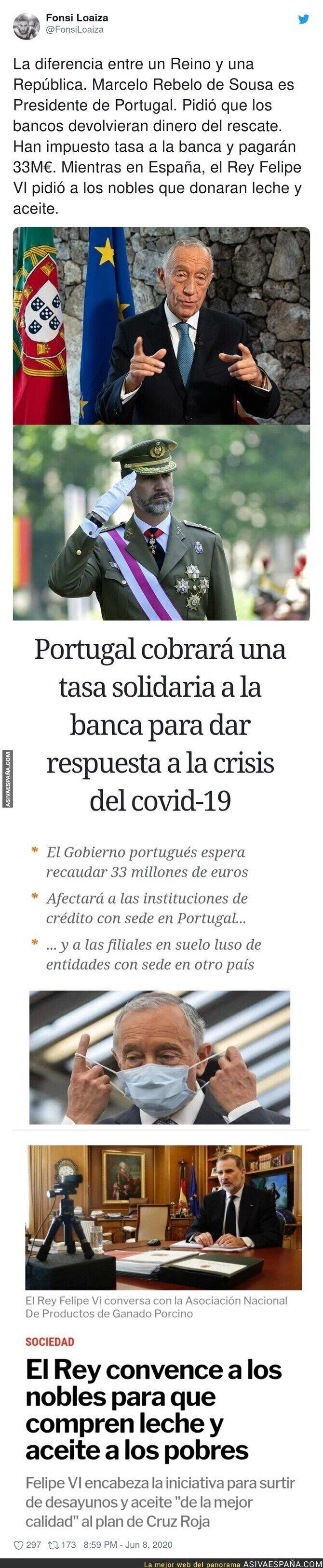 213264 - Que envidia de Portugal viendo estas noticias