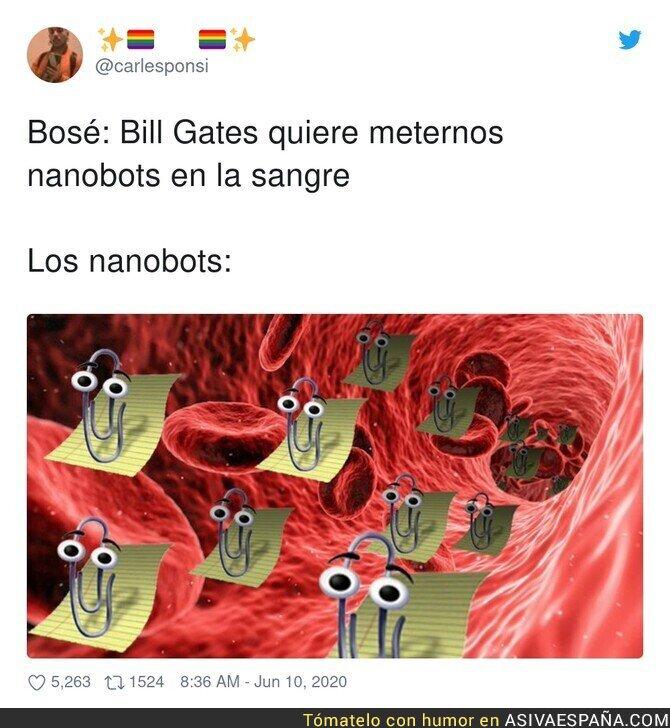 216337 - Los nanobots ya están manos a la obra