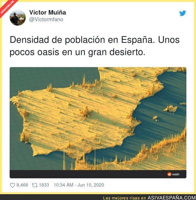 218157 - La España vaciada representada gráficamente