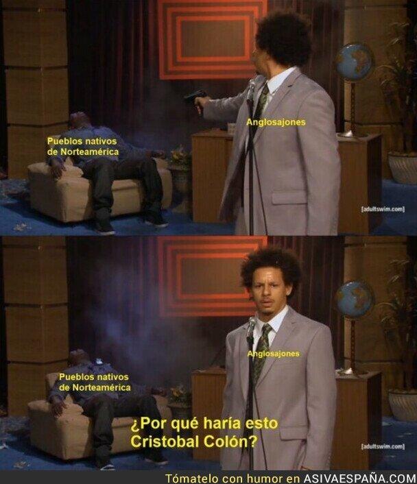 220084 - Estadounidenses contra Cristóbal Colón