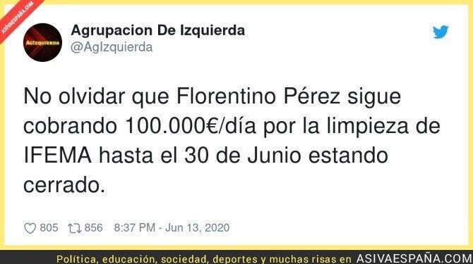 222864 - El gran negocio de Florentino Pérez