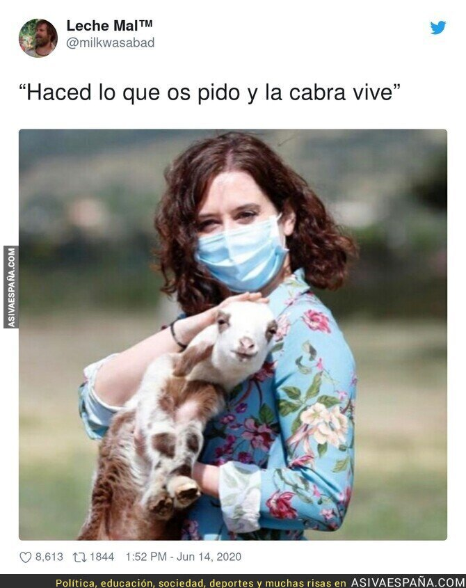 226129 - Isabel Díaz Ayuso está enloqueciendo