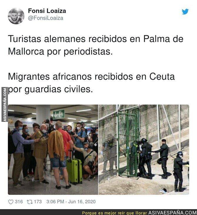 226624 - La realidad que tenemos en España