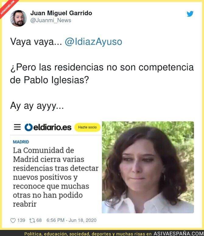 230895 - Se le complica la cosa a Isabel Díaz Ayuso
