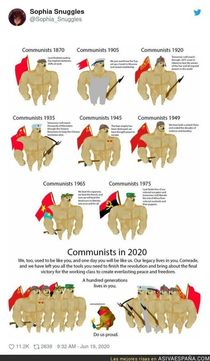 233120 - Comunistas