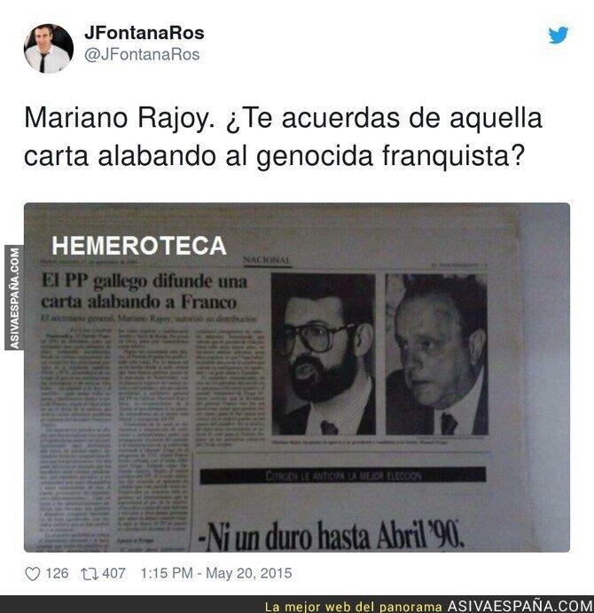 233539 - El pasado oscuro de Mariano Rajoy