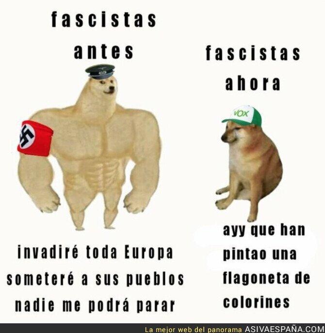 233893 - Como ha cambiado el fascismo