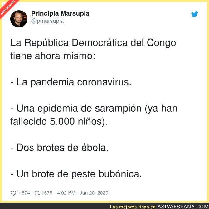 233909 - La grave crisis que está sufriendo el Congo