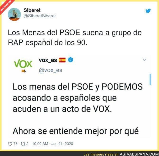 234977 - Los menas del PSOE