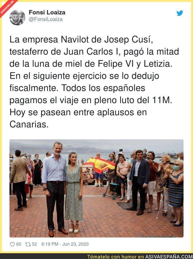 238745 - Todos ahí bien juntitos en Canarias para infectarse con los Reyes