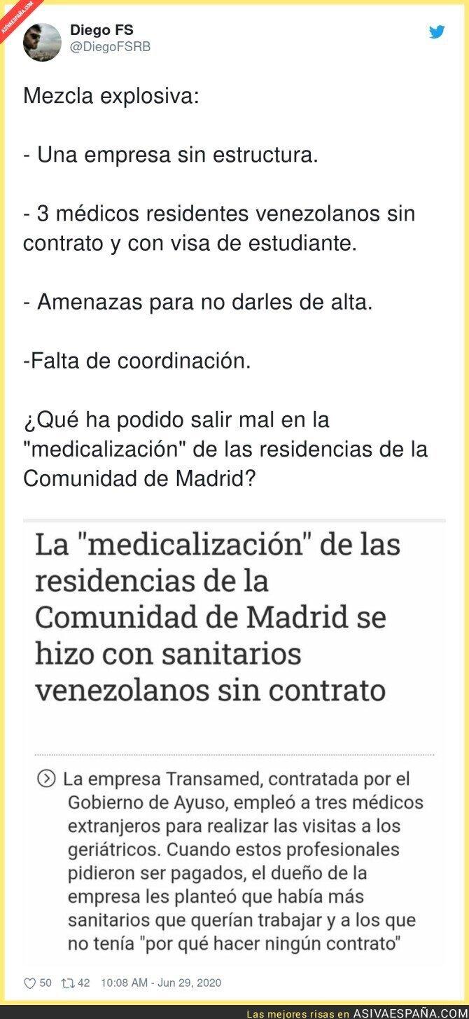 248535 - Todo mal en la Comunidad de Madrid
