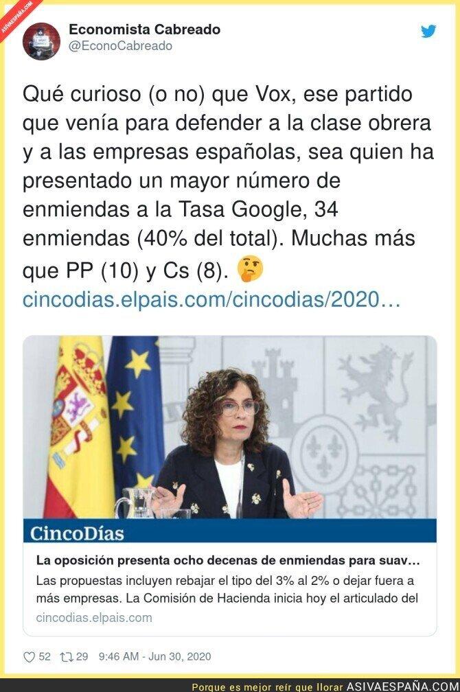 249092 - A VOX se le ve muy preocupado con la Tasa Google
