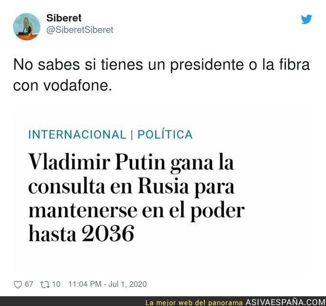 251520 - Hasta la eternidad con Putin