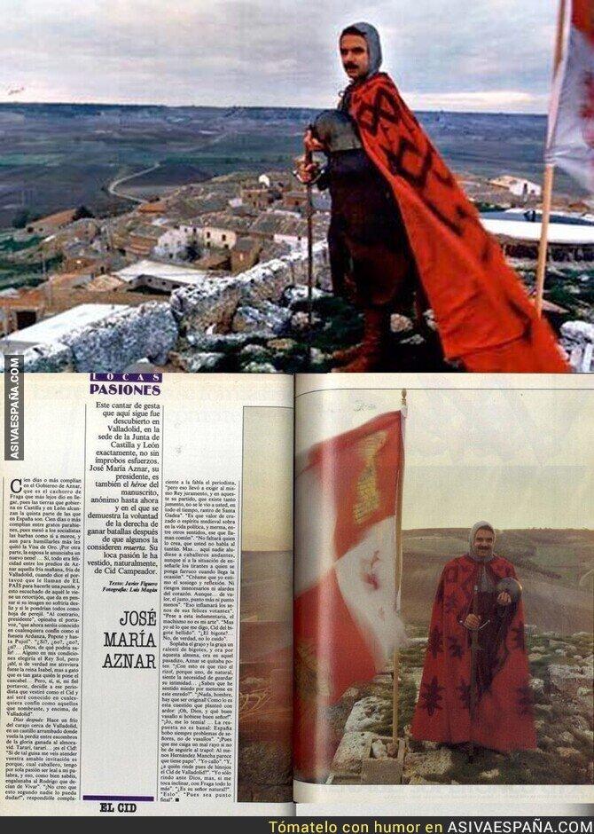 253859 - Las que le hizo 'El País Semanal' a Aznar en su día igual os gustan más si os parecen mal las de Fernando Simón