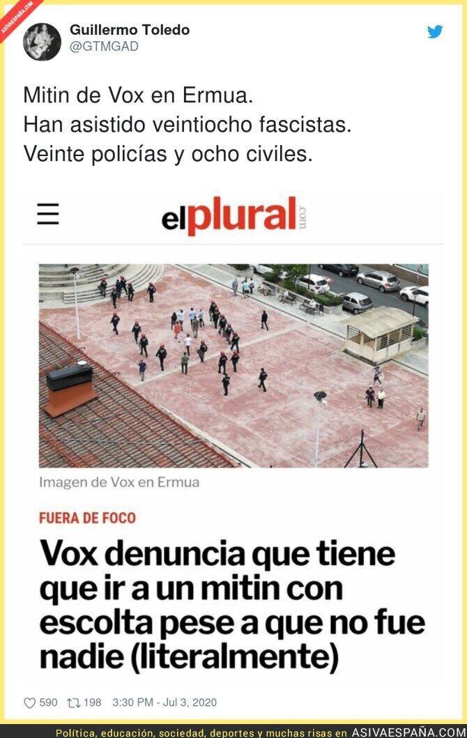 254248 - Es ridículo lo de VOX en el País Vasco
