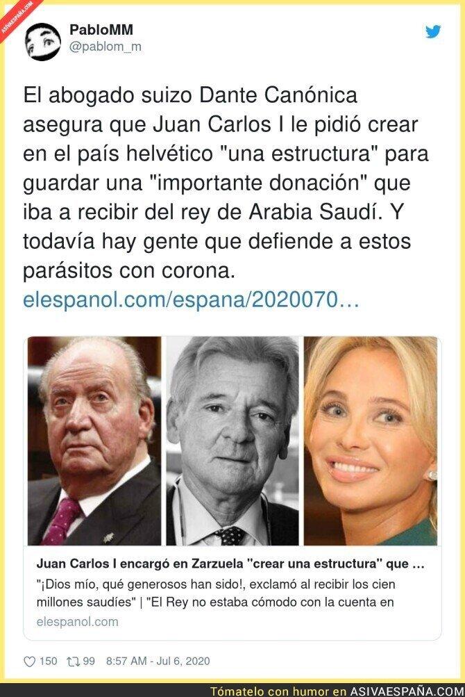 258217 - Menudo campechano el Rey Juan Carlos I