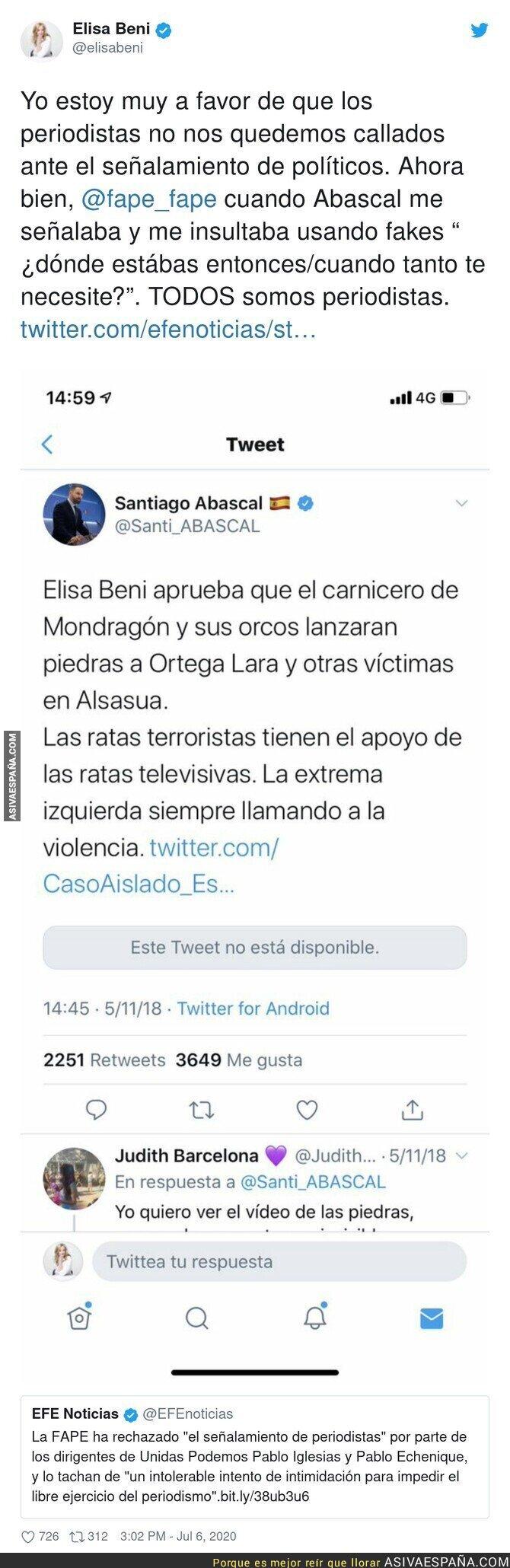 258873 - Cuando ataca la ultraderecha se indignan menos en la Asociación de prensa de Madrid