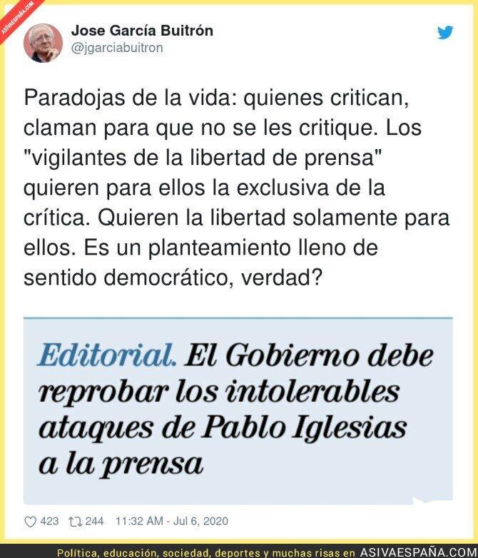 259017 - La democracia de la prensa