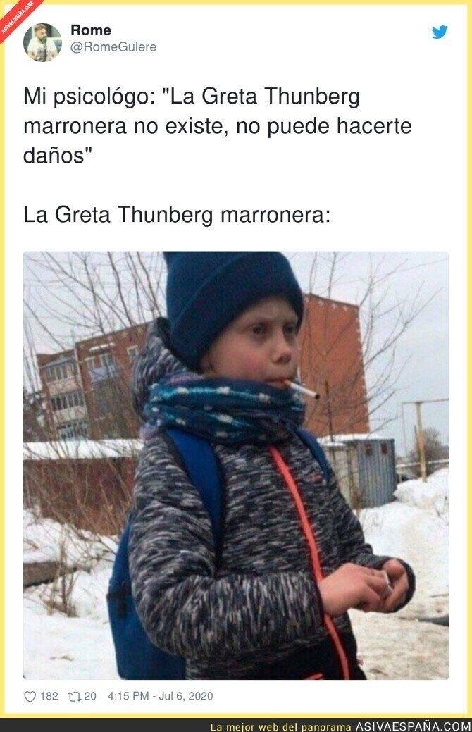 259146 - La Greta Thunberg chunga