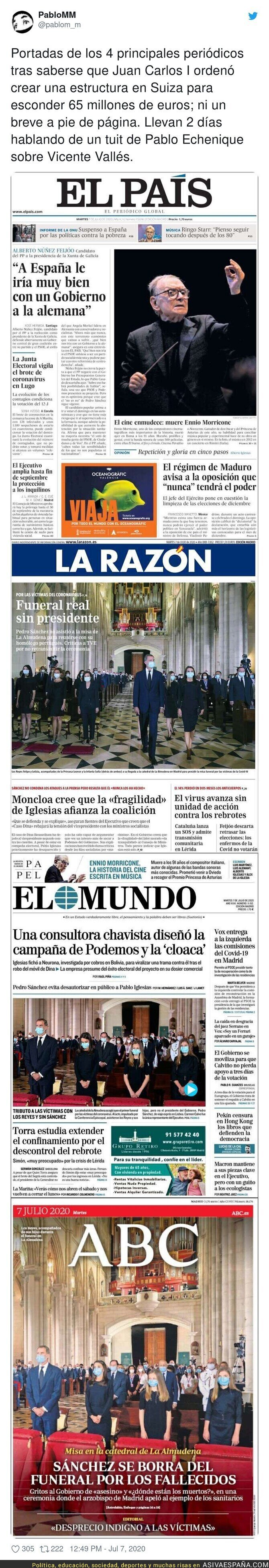 """260308 - La prensa """"libre"""" y """"objetiva"""". Libertad de desinformación"""
