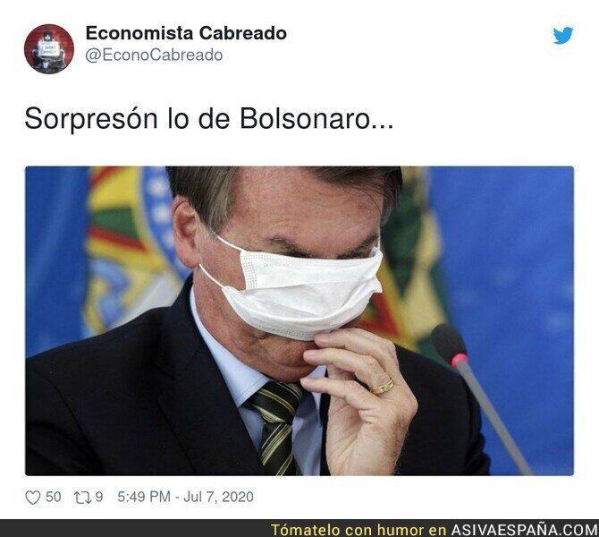 261329 - Para nada se esperaba lo de Bolsonaro