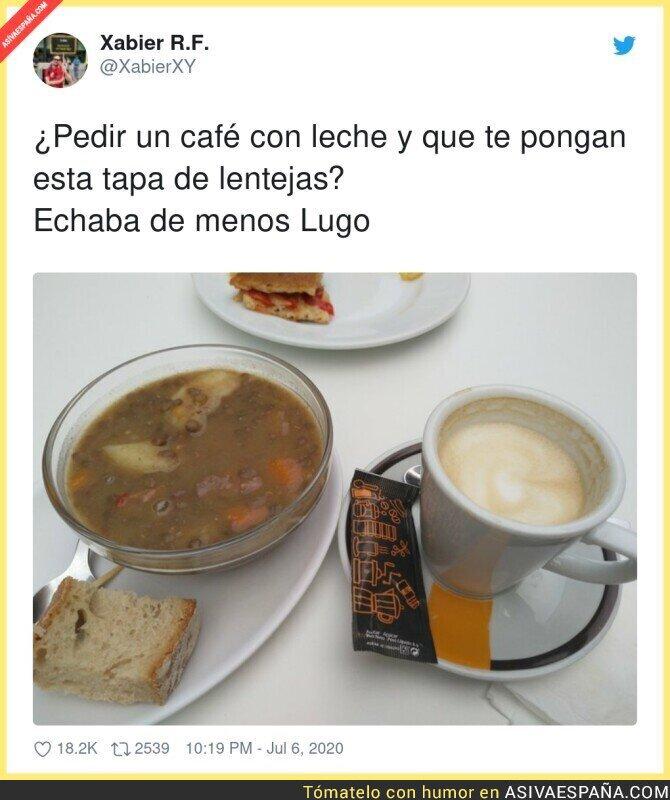 262198 - La rica gastronomía de Lugo