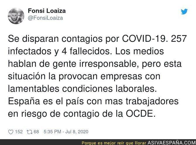 262582 - La situación es insostenible en España